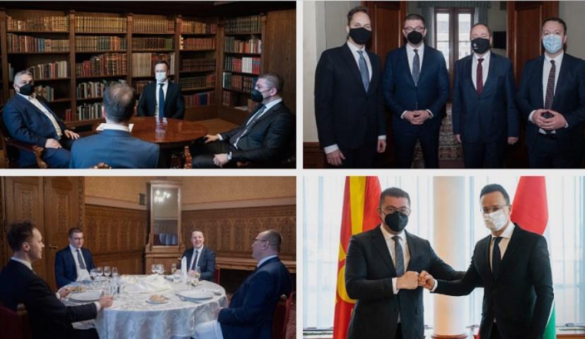Мириса на промени: Mицкоски со лидерите на ЕУ, Заев дома со афери и скандали