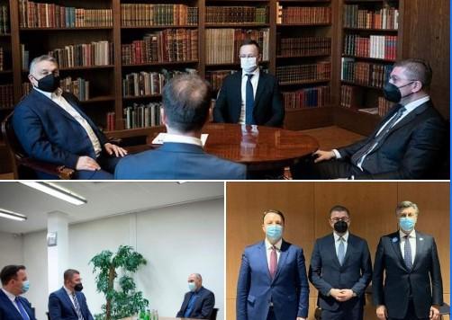 Не е пречка само Бугарија, пријателите од Европа јавно укажуваат дека и корупцијата е проблем