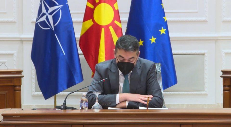 Димитров ја потпиша рамковната спогодба за превод на правото на ЕУ