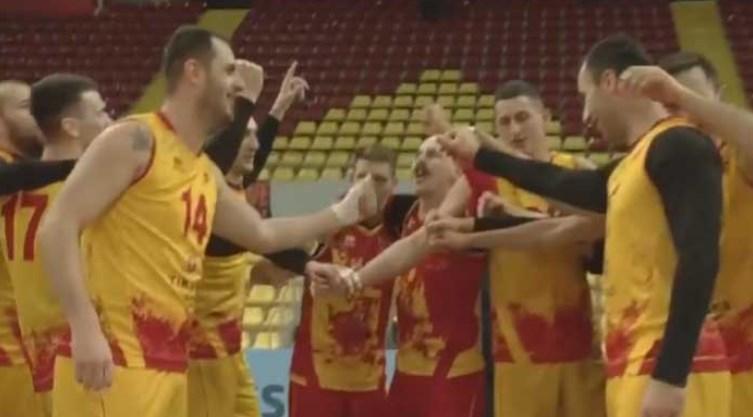 Се пласираа на Европско: Одбојкарите нови херои на Македонија