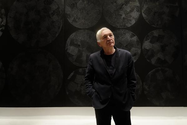 Изложба по повод 50-години творештво на Мице Јанкуловски