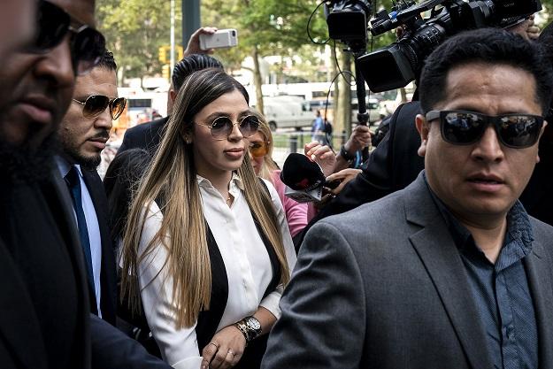 Сопругата на Ел Чапо уапсена во САД