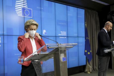 Урсула фон дер Лајен за ковид- пасоши: Ќе бидат воспоставени за три месеци, потребна е брза имплементација