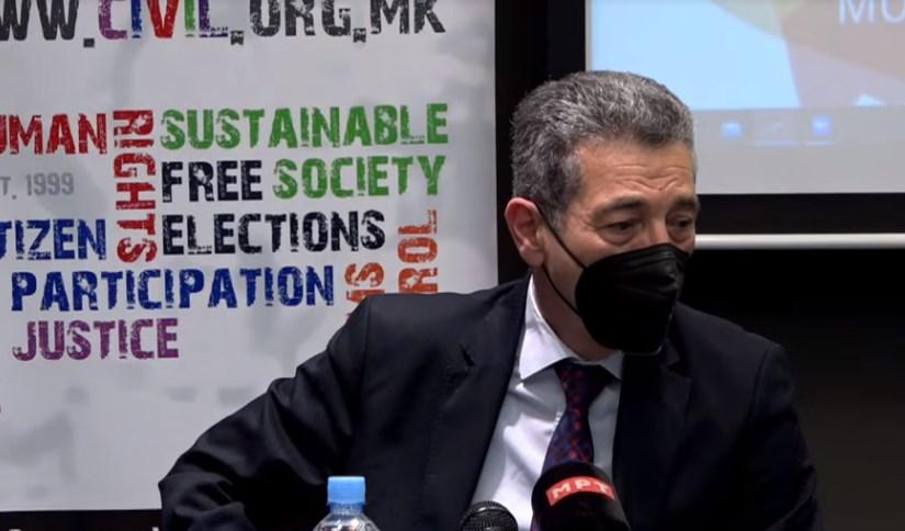 Симовски: Три години затвор за сите што ќе се попишат како да се во странство