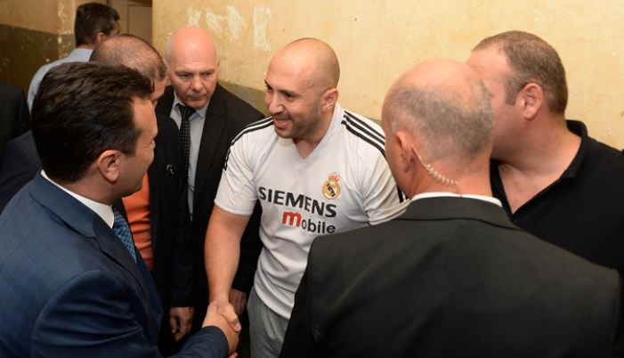 Министерството за правда и официјално побара екстрадиција на Игор Спасов од Бугарија