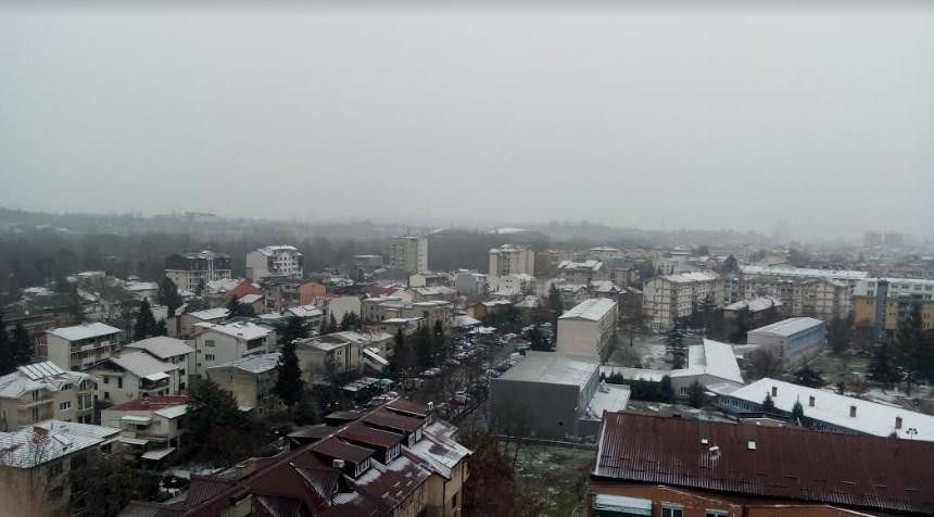 Викендов снег и студ
