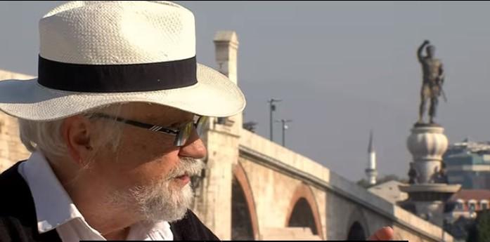 Данило Коцевски, единствениот врвен хроничар на  Скопје, не доби никакво признание од Градот Скопје