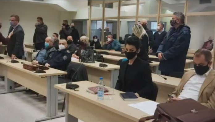 "Притвор за осудените во ""Монструм"""