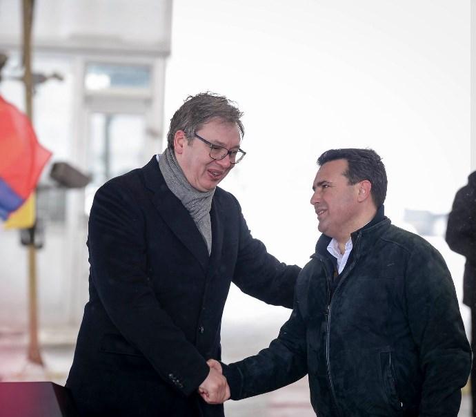 Вучиќ: Заев се надеваше на ЕУ и затоа не доби вакцини