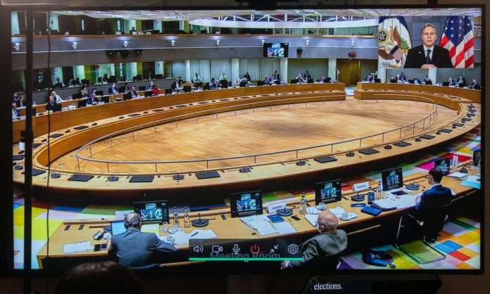 Блинкен им порачал на европските министри дека САД ќе работат на стабилизирање на Западен Балкан
