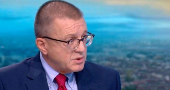 """Бојко Ноев, поранешен бугарски министер: Бугарија треба да побара од Македонија на пописот да има графа """"Бугари"""""""