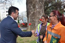 """Заев со честитка за 8 Март: Да оневозможиме идни """"Јавни соби"""""""
