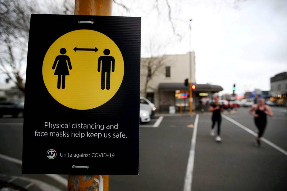 Нов Зеланд воведе карантин во град со два милиони жители поради еден случај на коронавирус