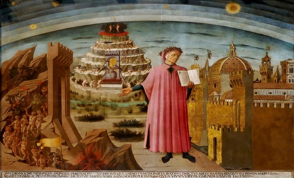 700 години од смртта на Данте Агилиери: Италијанската амбасада од денеска одбележува со низа активности