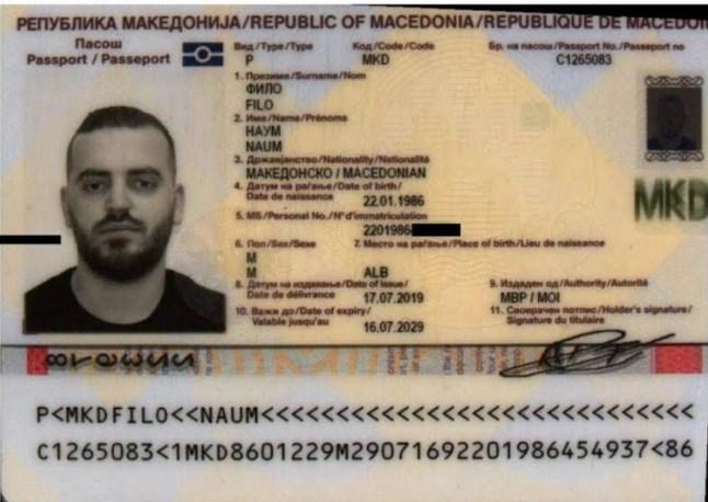 Криминалците и нарко басовите се уште ги имаат македонските пасоши