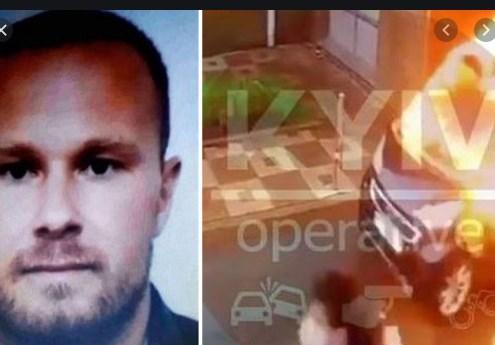 Го спаси сопругата: Погледнете како Стефан Ѓукиќ со македонски пасош пукаше во водачот на Кавачкиот клан во Украина (ВИДЕО)