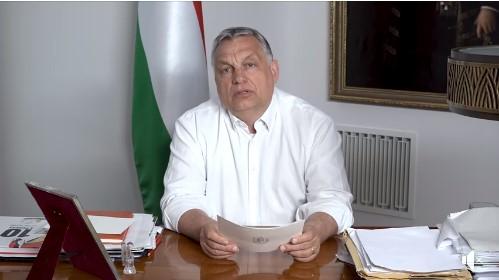 Орбан: Од денес почнува постепено олабавување на анти Ковид-19 мерките во Унгарија