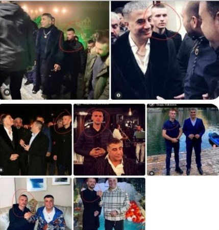 Имал статус на премиер: Полицијата го обезбедувала Седат Пекер (ФОТО)