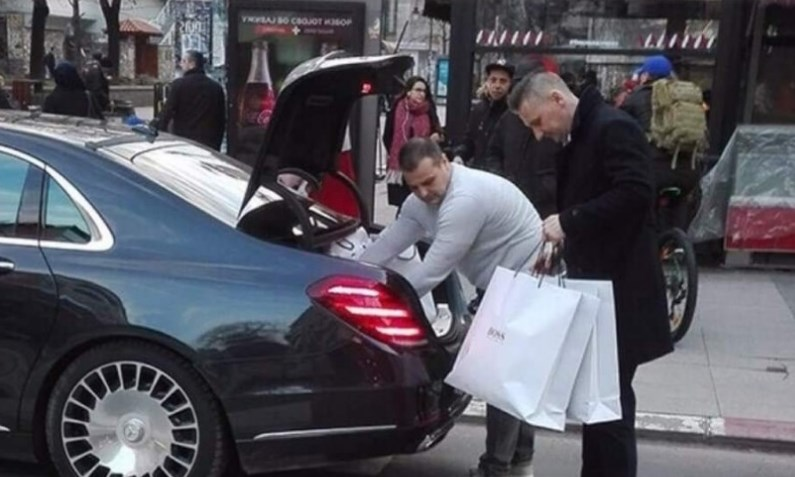 Џафери не дозволи Спасовски да биде прашан за пасошите на наркобосовите и за дрогата на возачот на Трајче Заев