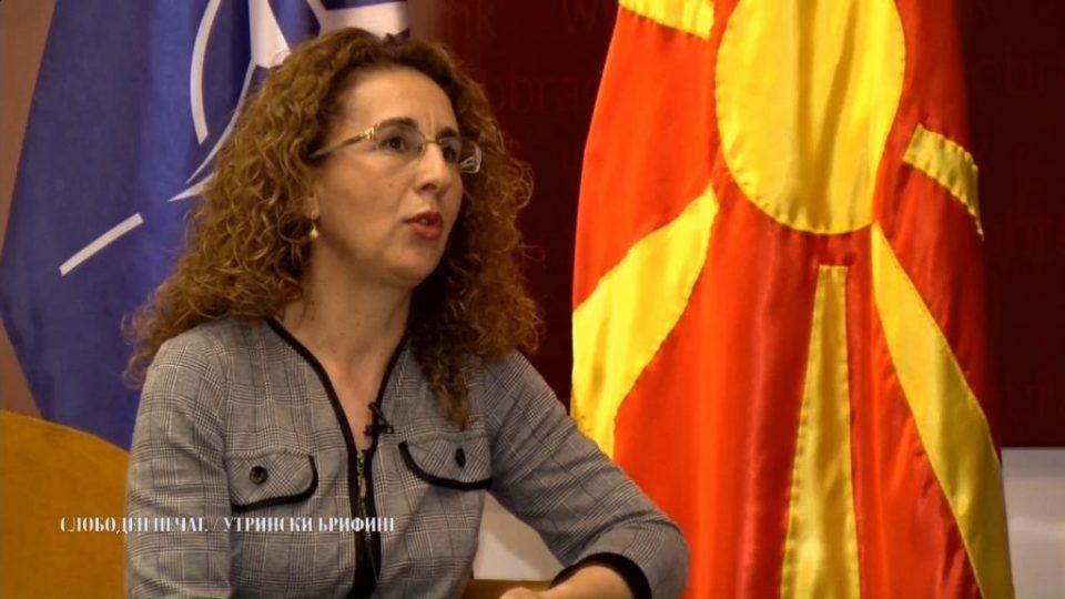 Петкова: Економските мерки се задоцнети но ВМРО ДПМНЕ ќе подржи секаква помош која што е за доброто на граѓаните