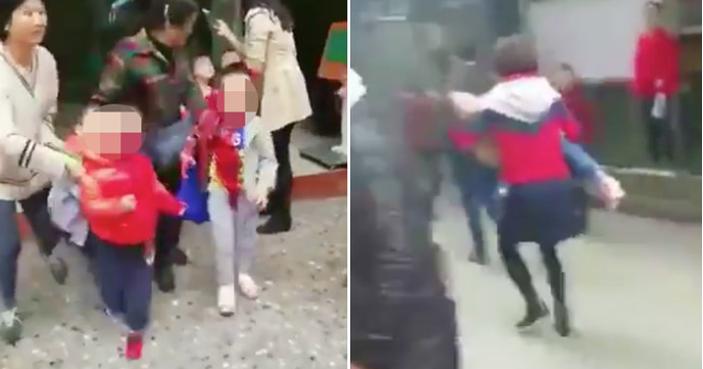 Напад во градинка во Кина, со нож убиени две деца и ранети 16 лица