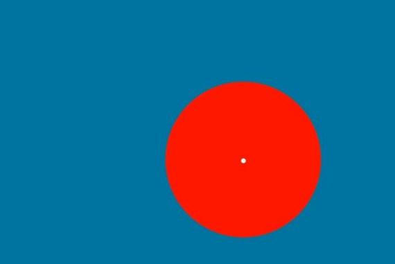 Дали е ова оптичка илузија: Koja боја ја гледате? (ВИДЕО)