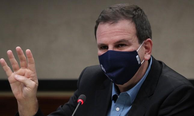 Градоначалникот на Рио де Женеиро по една година повторно заразен со Ковид-19