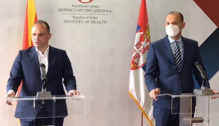 Следете во живо: Прес-конференција на Филипче и Лончар