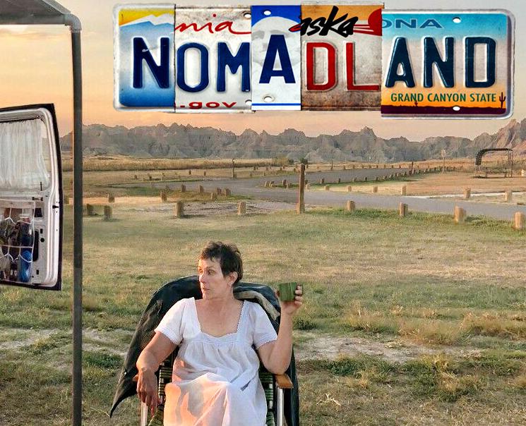 """""""Номадленд"""" е победник на Оскарите"""