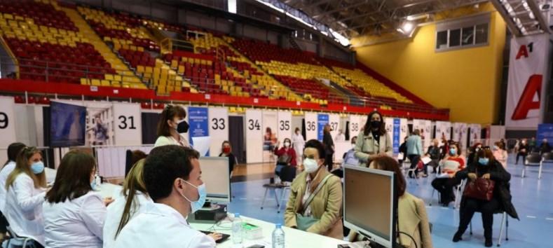 Блумберг: Со ова темпо на вакцинација, Македонија ќе ја победи короната по 10 години!