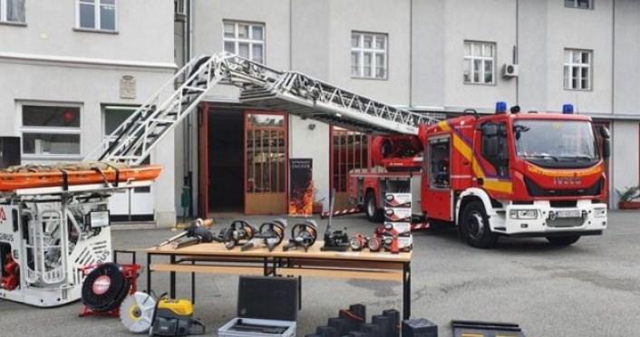 """Фирмата со """"скалите на Шилегов"""" набавувала и опрема за министерството за одбрана"""