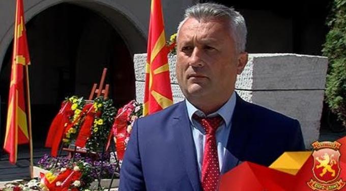 Сајкоски: Немам прочитано и видено дека Гоце Делчев направил нешто за бугарската држава