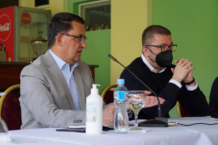 Мицкоски: Нема ефект од државната помош за стопанството во Битола, фирмите се борат за егзистенција