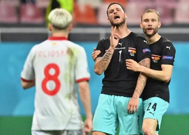Австрискиот Србин провоцираше на теренот, Џани збесна