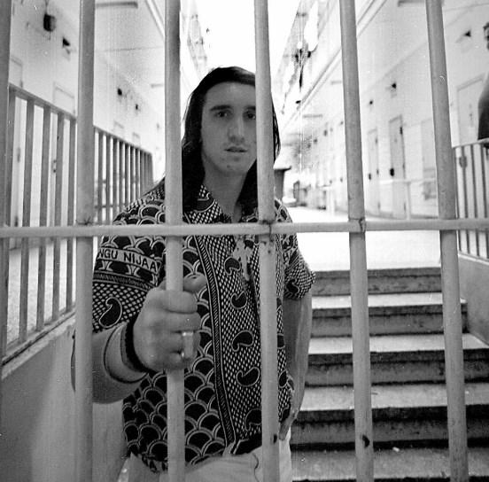 Вака изгедал Кристијан Голубовиќ во грчки затвор (ФОТО)