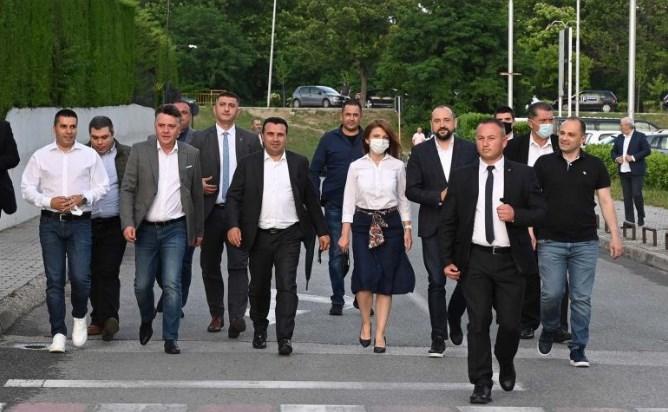 СДСМ се заглавени и киднапирани од Вице, Зоки, Рада, Путерот и Оли