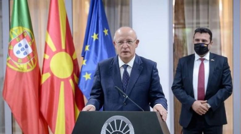 """Во португалскиот предлог стоело """"Македонски јазик според уставот"""", но и тоа Бугарија го одбила"""