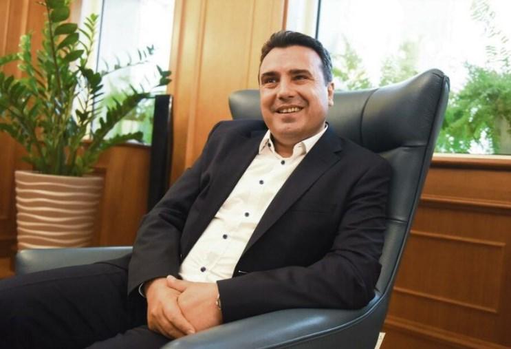 Според Заев, СДСМ е фаворит за локалните избори