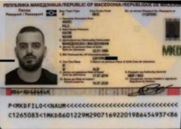 """Издавањето пасоши во """"Двојник"""" помина и со условни казни!"""