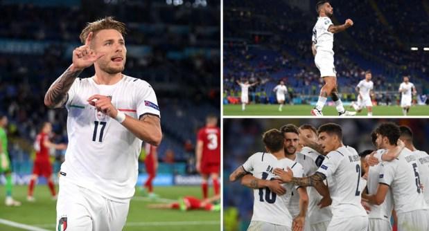 Италија тргна со победа на ЕП