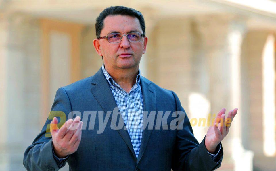 Славески: Срамота во период на криза власта да зголемува даноци на граѓаните, од ветените 5% БДП секоја година добивме 0.7% за четири години