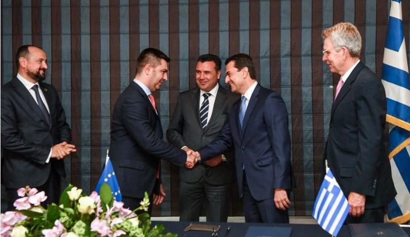 Заев од Атина: Договорот за интерконекторот е голем чекор напред кон поразвиена енергетска инфраструктура
