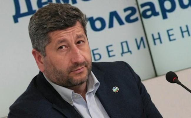 Христо Иванов, лидер на Демократска Бугарија: Бугарија мора да покаже цврстина, но и храброст и да најде решение со РС Македонија