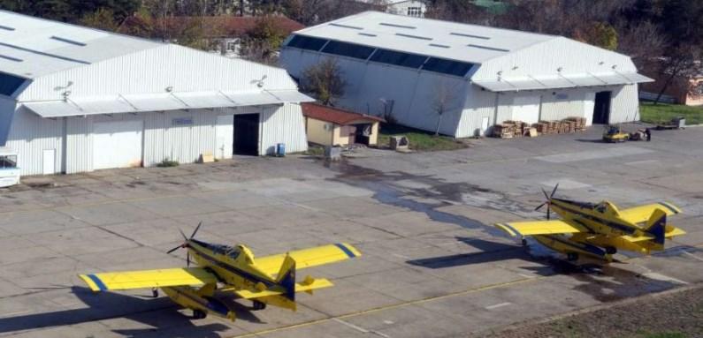 Kој требаше да лапне провизија за да се сервисираат авионите за гаснење на пожар?