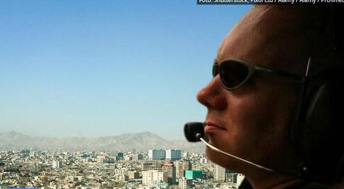 """""""Студено е да креваме џихад"""": Aмерикански пилот постојано ги прислушкувал Талибанците (ФОТО)"""