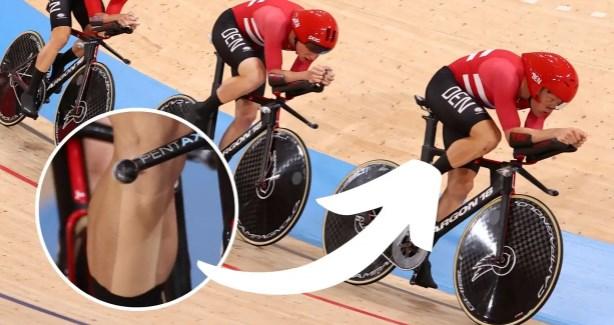 Данските велосипедисти рушат рекорди со измама: Лепат лента која ја подобрува аеродинамичноста (ФОТО)