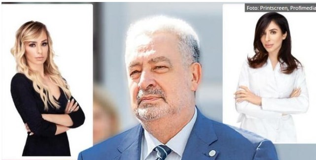 Вучиќ лично им ја гарантираше безбедноста на ќерките на црногорскиот премиер за да се вратат во Белград