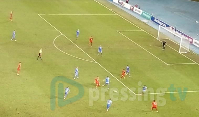 Македонија никако да победи со новиот селектор (ФОТО)