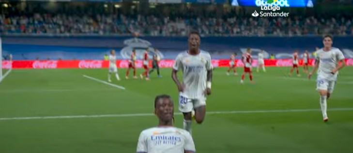 Реал Мадрид на турбо погон