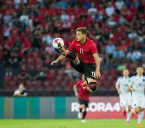Албански репрезентативец ја засили Шкендија